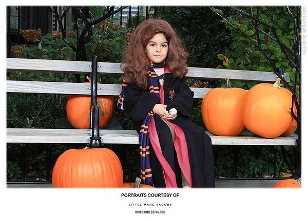 Bleecker Street Playground Halloween 2012