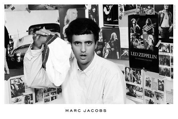 Marc Jacobs • Bob Gruen • September 30, 2011