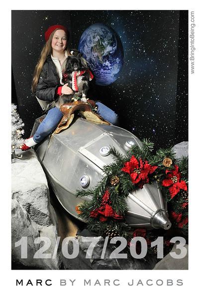 Holiday Photo Truck - Saturday, December 7, 2013
