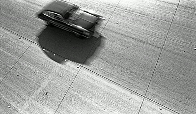 Car from Overpass