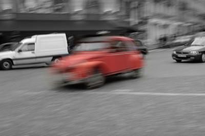Citroën deux chevaux