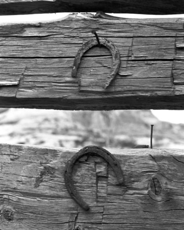 Horseshoes (Out of Luck)