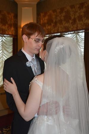 Tropp Pacelli Wedding