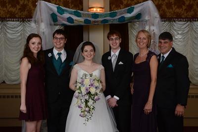 Tropp Pacelli Wedding Formals