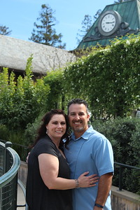 Coppola Winery in  Geyserville, Ca.