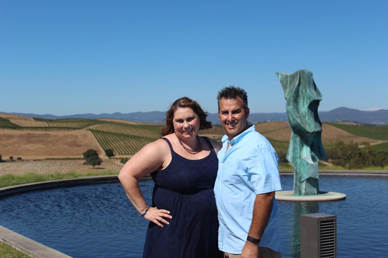 Artesa Winery in Napa, Ca.