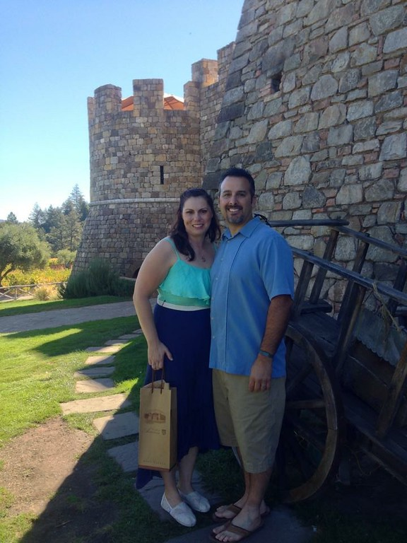 Castello di Amorosa in Calistoga, Ca.