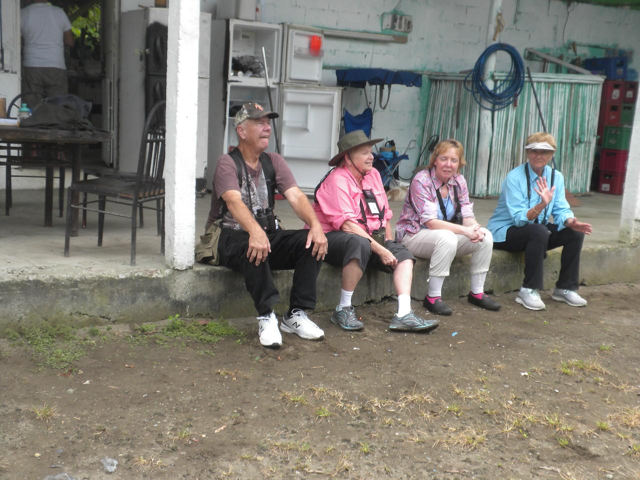 Steve, Diane, Lauren, & Elsa