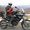 Jon on Skyline Drive
