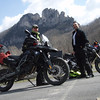 Jon and I, again, at Seneca Rocks (photo by Jon)