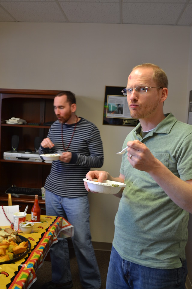 March 2014: Chili Cook-Off