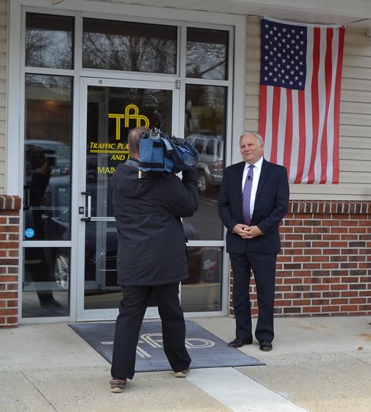 March 2014: Mensch Report Filming