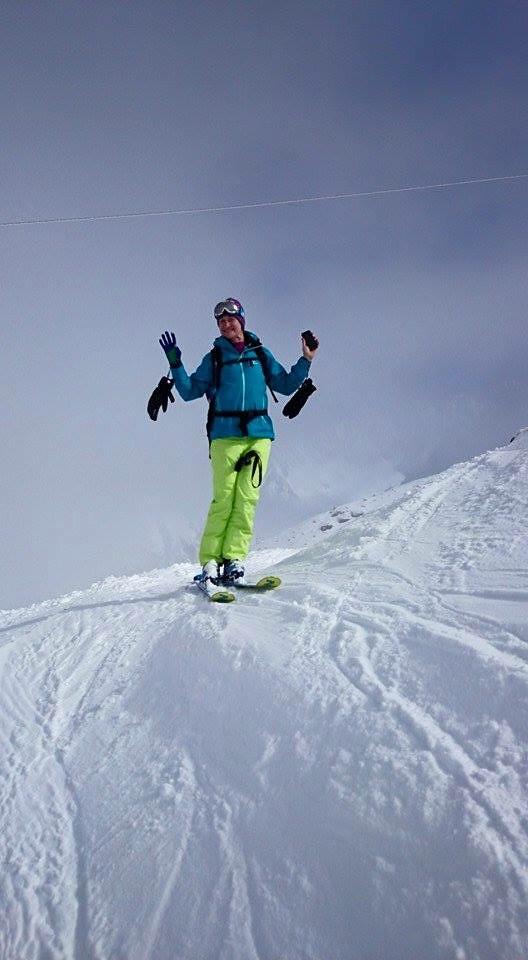005 New Ski Gear