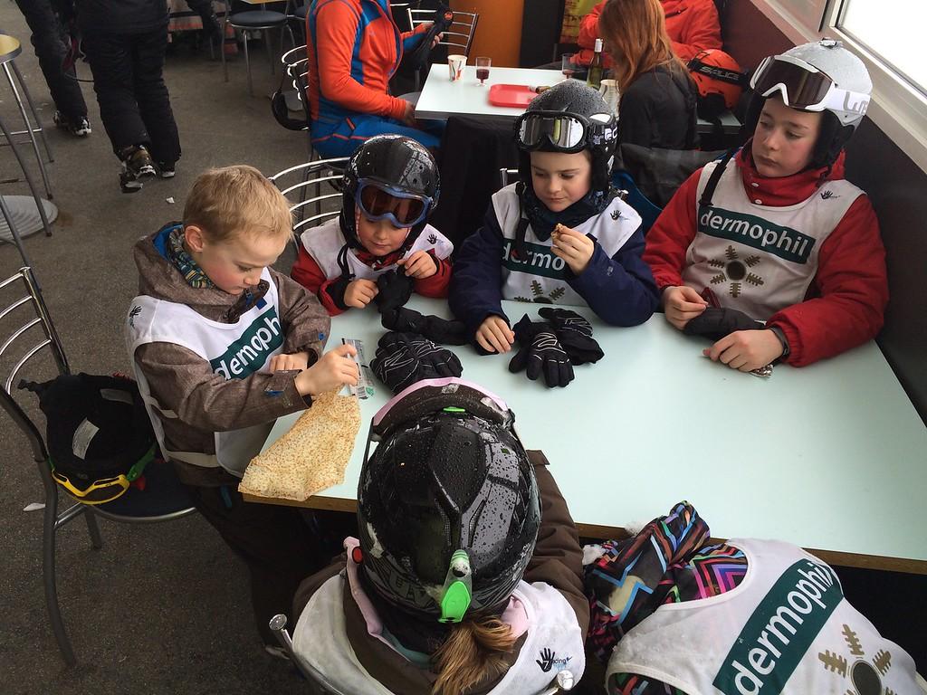019 Ski School Kids