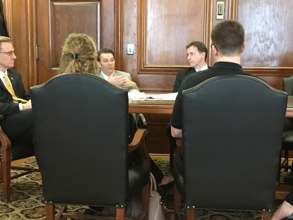 March 2016 Legislative Visit