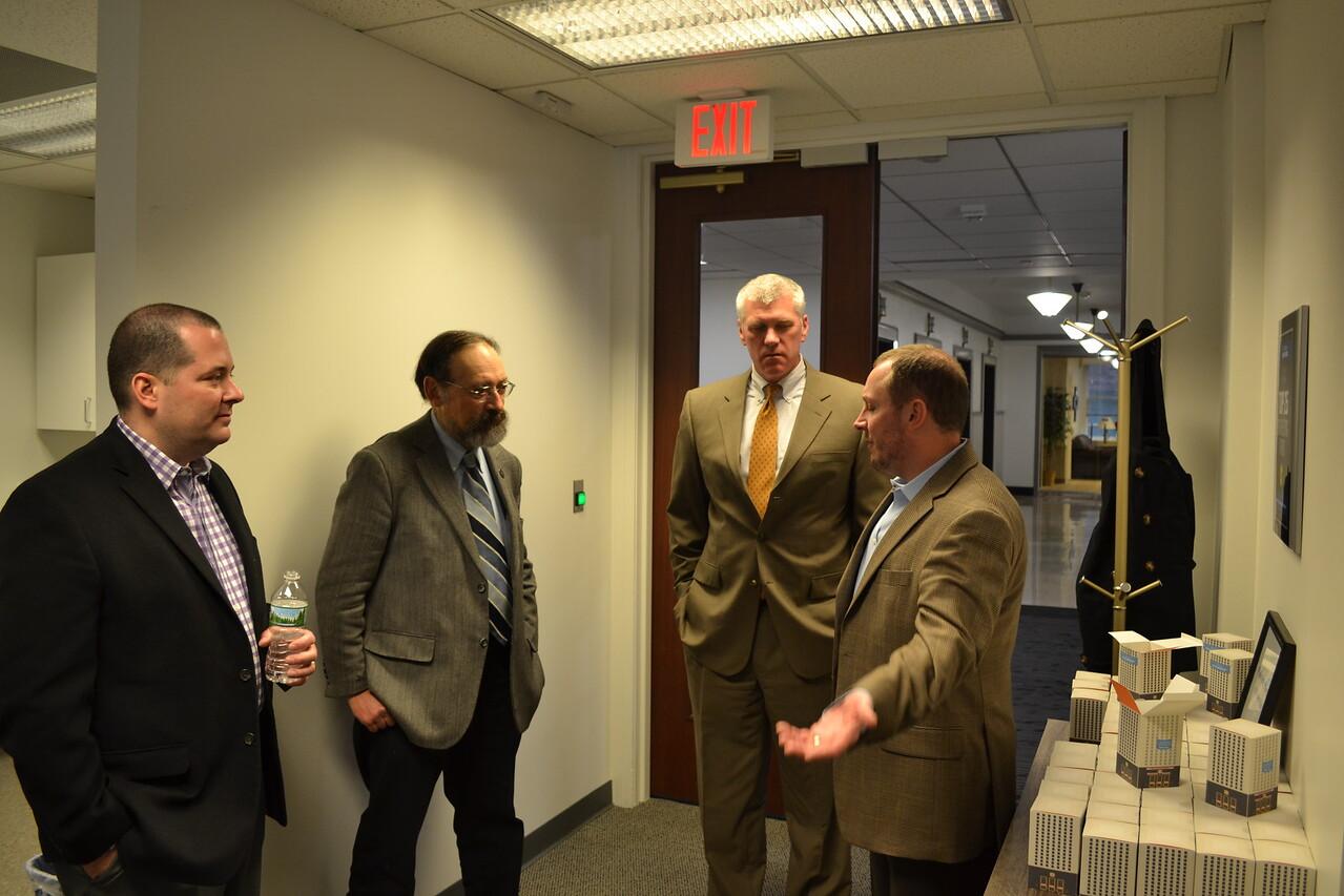 March 2016: Philadelphia Office Open House