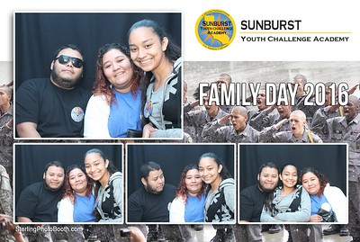 Family Day 2016 - Sunburst Youth Challenge Academy