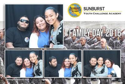 Family Day 2016 - Sunburst Youth Challenge Academy