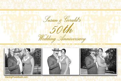 Susan & Gerald's 50th Wedding Anniversary