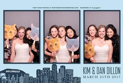 Kim & Dan Dillion's Wedding