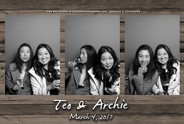 Teo & Archie's Wedding