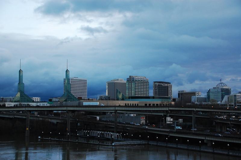 Portland...