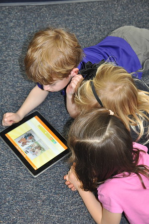 Audiobooks Build Reading Skills in First  Grade