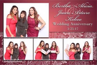 Bertha & Juan's Anniversary