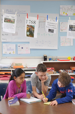 Fourth-Grade Book Club Sparks Great Discussion About Historical Fiction
