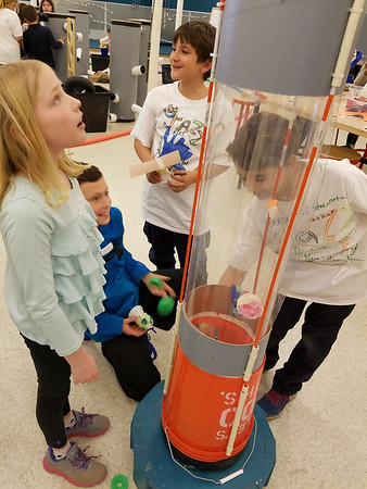 Fourth Graders Explore and Create at KID Museum