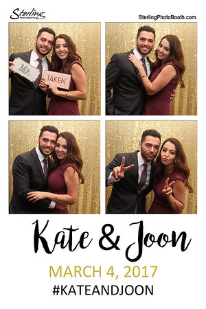 Kate & Joon's Wedding
