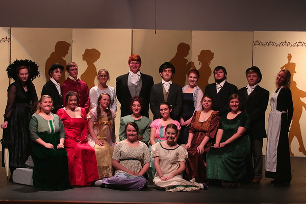 PRIDE & PREJUDICE Dress Rehearsal 03.29.17