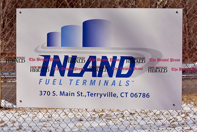 2/2/2016 Mike Orazzi | Staff The Inland Fuel Terminal in Plymouth.