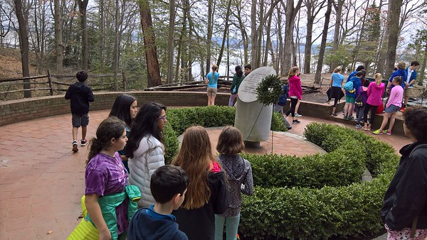 Sixth Graders Explore History at Mount Vernon