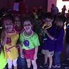 Glow Fun Run at school