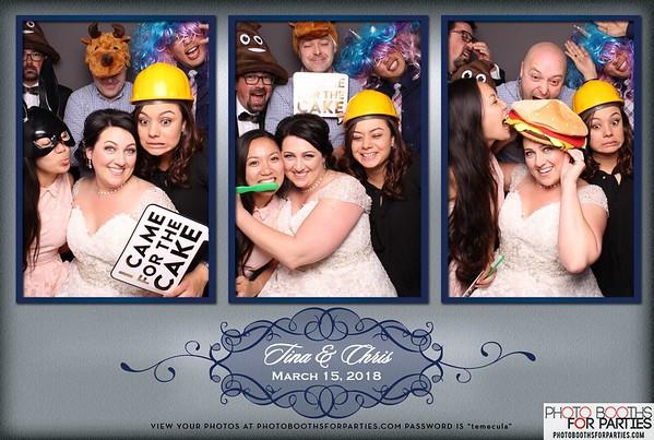 Chris and Tina's Wedding