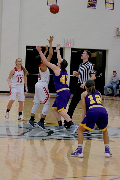 Lady Crusader Basketball vs Ark City 030318