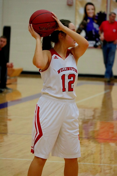 Lady Crusader Basketball vs Coffeyville  030118