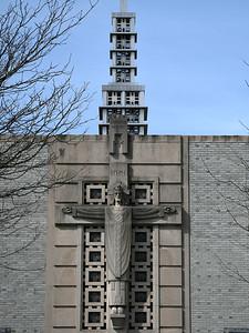 3/23/2018 Mike Orazzi   Staff St Ann's Rc Church on West Street in Bristol.
