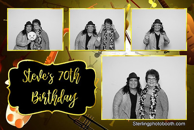 Steve's 70th Birthday