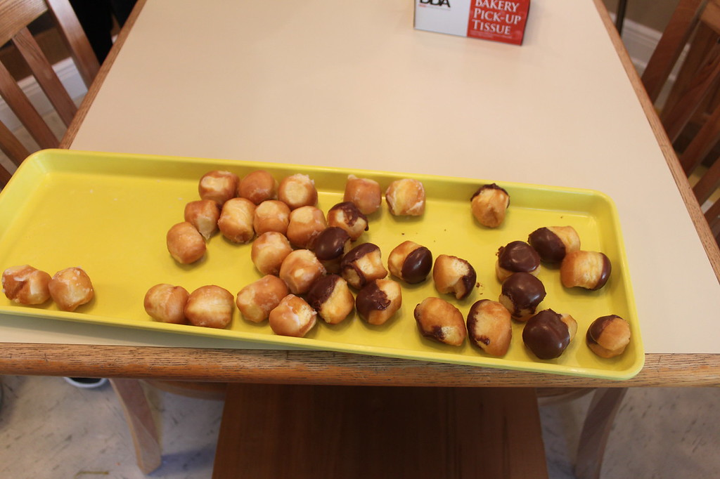 Tato-Nut Donuts