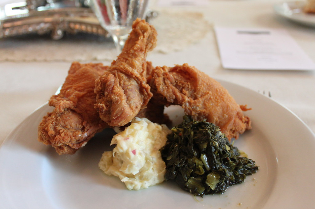 Monmouth fried chicken