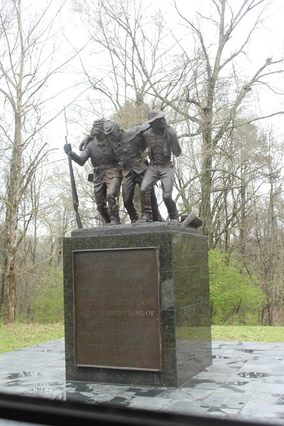 Memorial at Vicksburg National Military Park