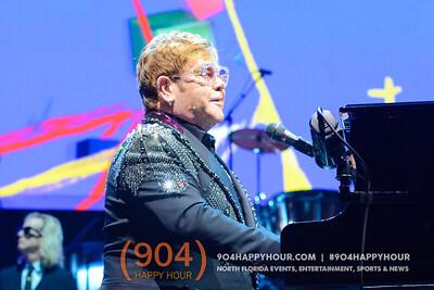 Elton John @ Vystar Veterans Arena - 3.15.19