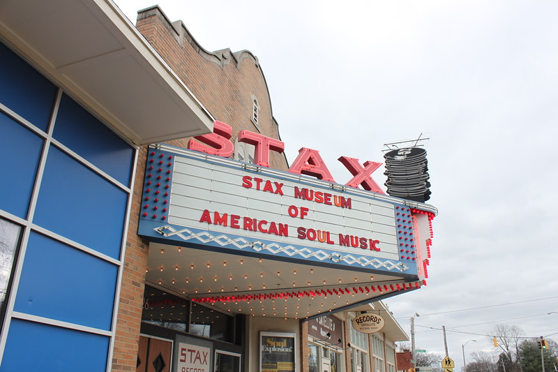 Stax Museum of American Soul Music memphis