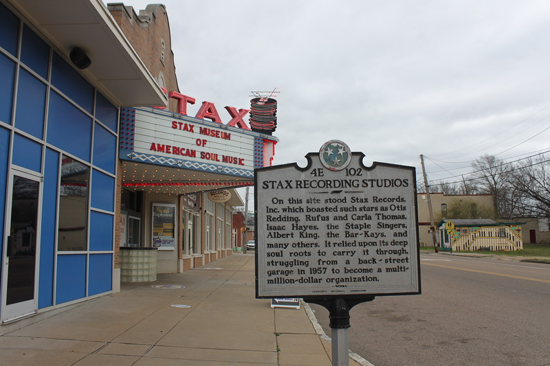 Stax Records Memphis