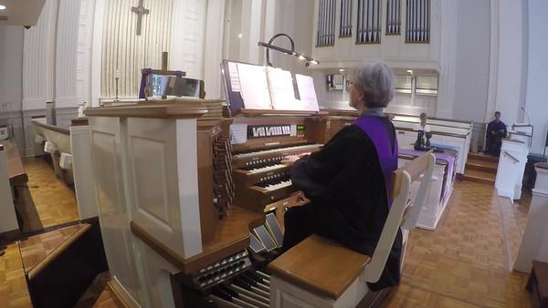 Organ Solo