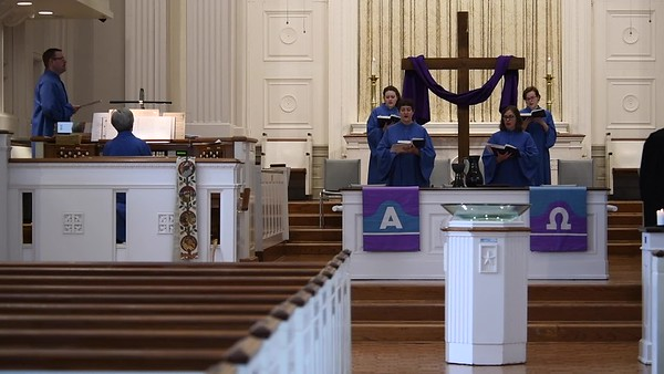 Closing Hymn & Benediction