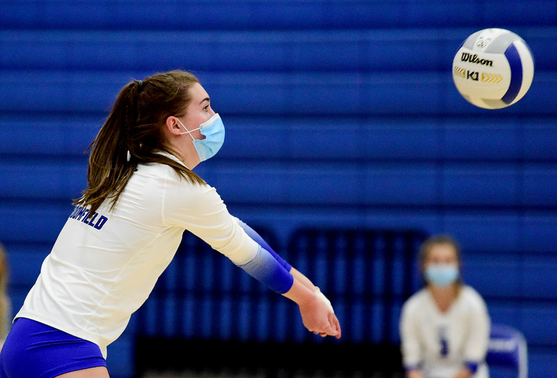 Broomfield Vs. Fairview Volleyball