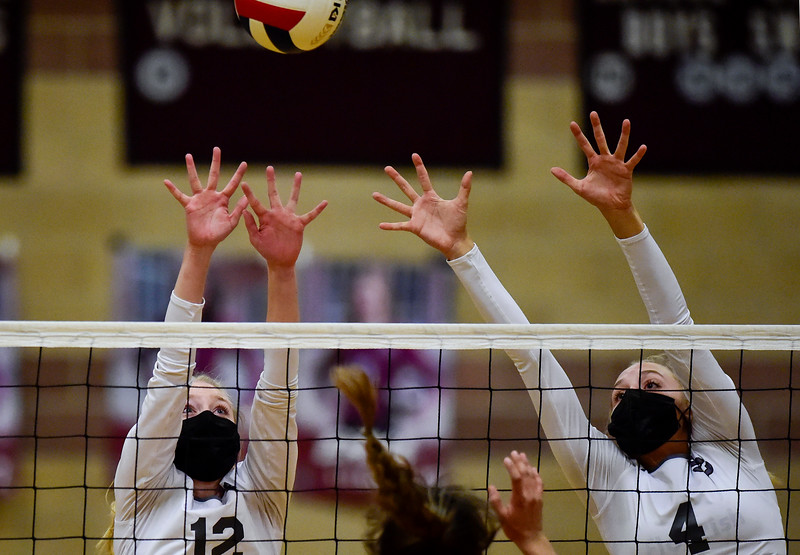Silver Creek Vs. Greeley Volleyball